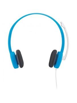 Logitech H150 Stereo Headset -Blue