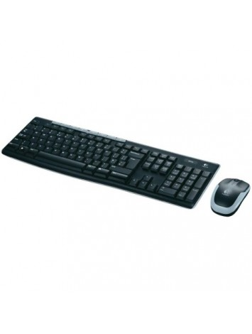 Logitech Mk260r Cordless Keyboard and Mouse