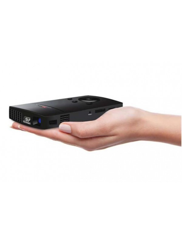 Portronics Mini Multimedia Pocket LED Projector (POR 318)