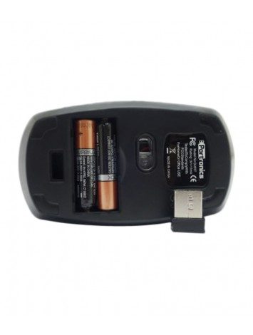 Portronics Quest Wireless Mouse - POR 250