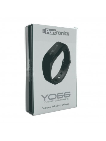 Portronics Yogg Smart Wrist Band L028