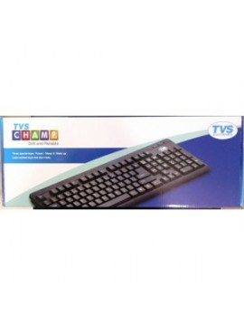 TVS Champ PS2 Standard Keyboard