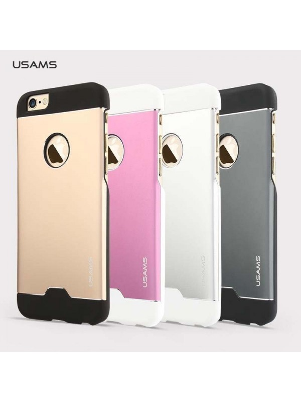 USAMS Blade Series Back Cover Slate Case For iPhone 6