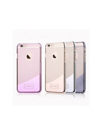 Usams E-Plating Series PC Electroplating Back Case Cover For iPhone 6