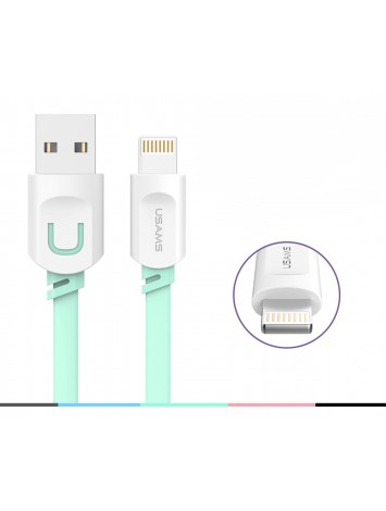 Usams U-trans Series Data Cable Fast Data Transmit And Fast Charging Lightning Cable For Apple iPhone and iPad