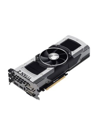 Asus GeForce GTX TITAN Z (GTXTITANZ-12GD5) 12 GB Graphic Card
