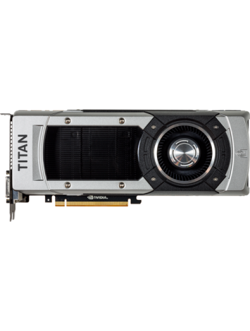 ASUS GeForce GTX TITAN Black (GTXTITANBLACK-6GD5) 6GB Graphic Card