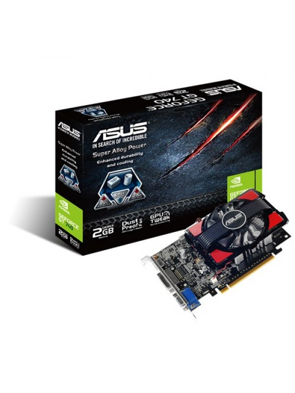 Asus GT740 2GB Graphics Card - (GT740-2GD3)