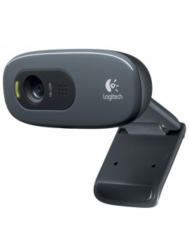 Logitech C270h HD Webcam with Stereo Headset