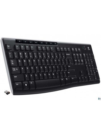 Logitech Mk270r Cordless Keyboard and Mouse