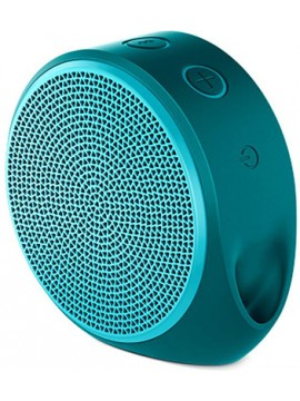 Logitech X100 Wired & Wireless 1 Channel Speaker - Green