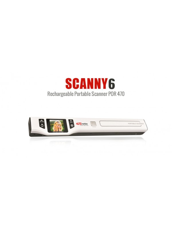 Portronics Scanny 6 Portable Scanner