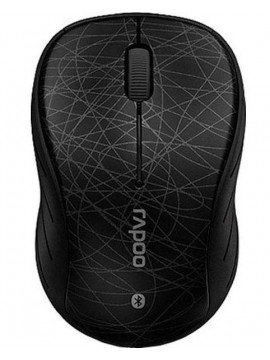 Rapoo 6080 Bluetooth Compact 3 Key Mouse