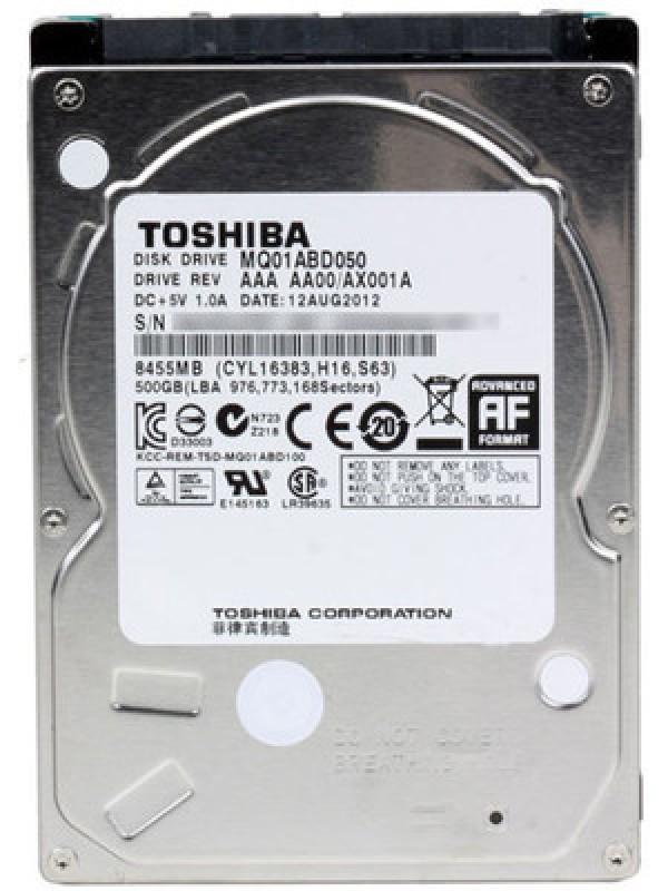 Toshiba 500GB Laptop Internal Hard Drive-MQ01ABD050